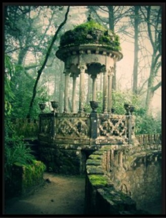 Sintra Portugal secret gazebo